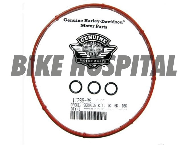 H-D CLUTCH DERBY COVER KIT 06UP