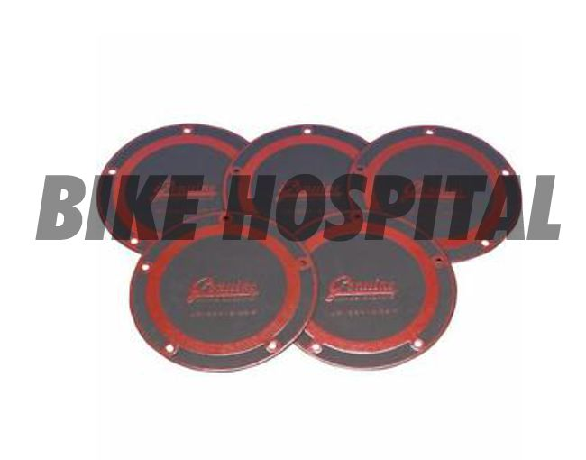 JAMES CLUTCH DERBY COVER CLOSED GASKET