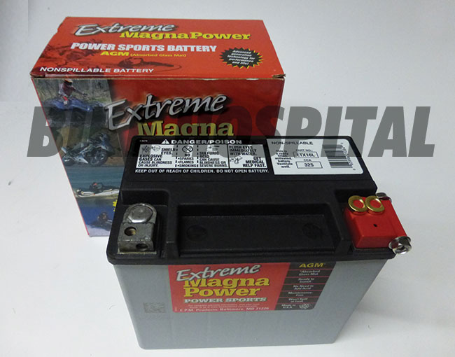MAGNA POWER 65989-90B AGM.