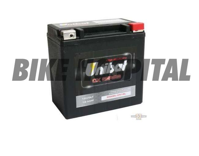 UNIBAT CX14L 65958-04 AGM BLACK