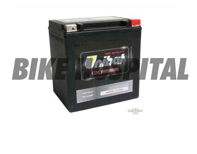 UNIBAT CX30L 66010-97C AMG BLACK