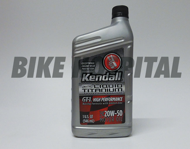 20W50 GT-1 US QUART KENDALL