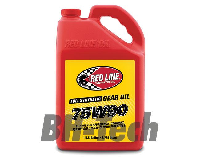75W90 GEAR GL-5 OIL US GALLON
