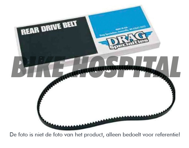 "DS BELT REAR DRV 1.5"" 132T"