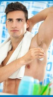 lichaamsverzorging mannen