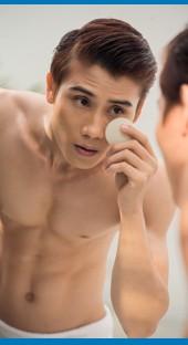 gezichtsverzorging mannen