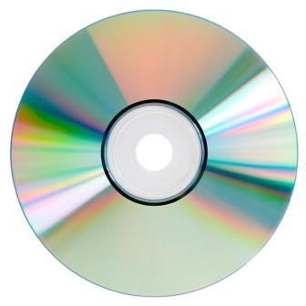 De opnames worden over gezet op CD