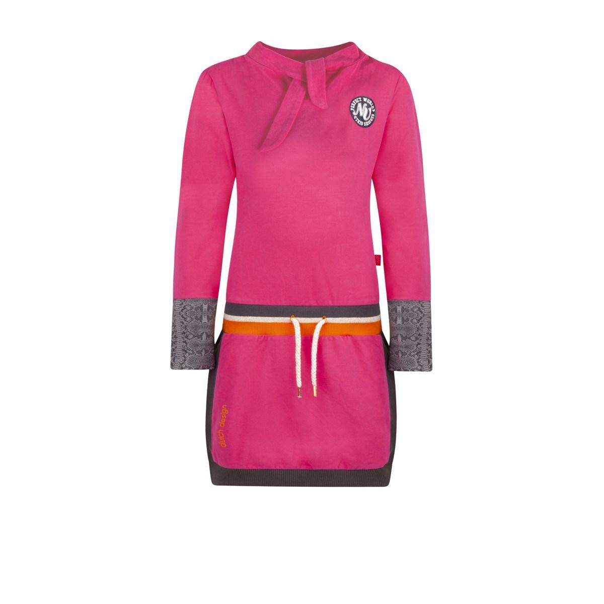 Ninni Vi jurk pink (NVFW18-12)