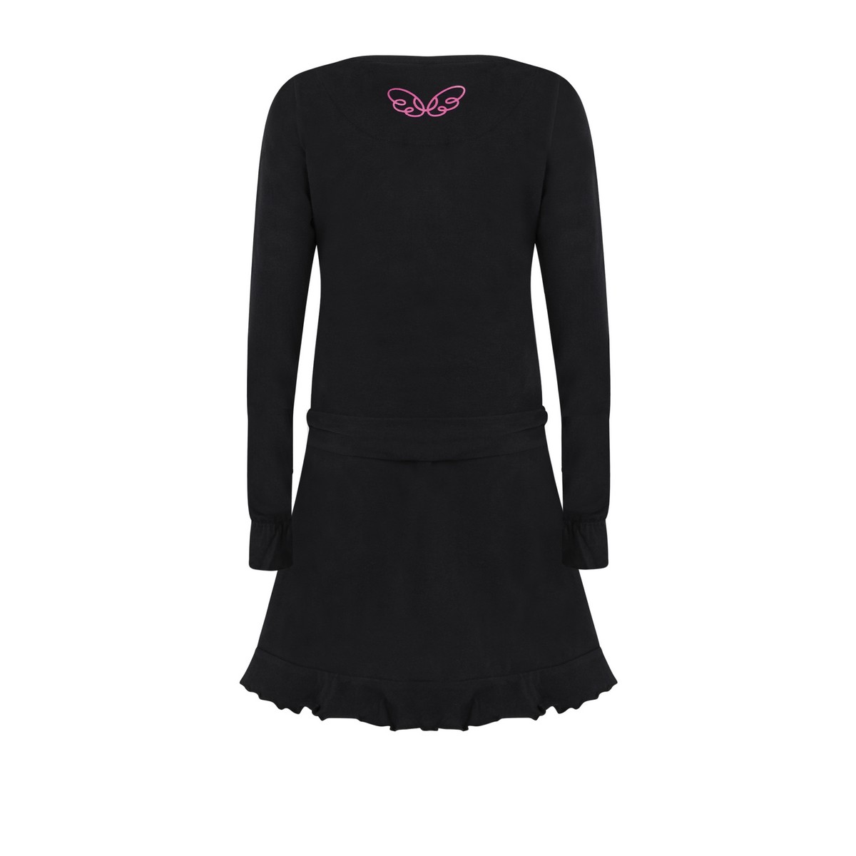 Ninni Vi jurk black (NVFW18-66)