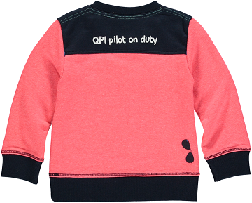 Quapi Sweater Emiel Red