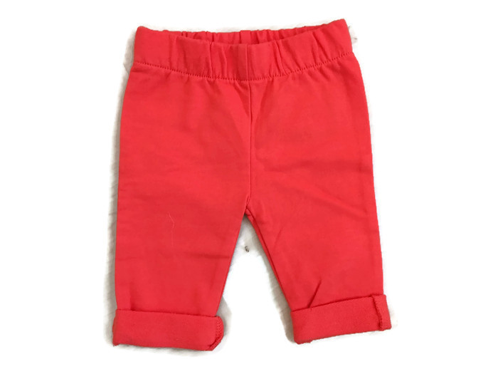 Zero2Three sweatpants smiley rood