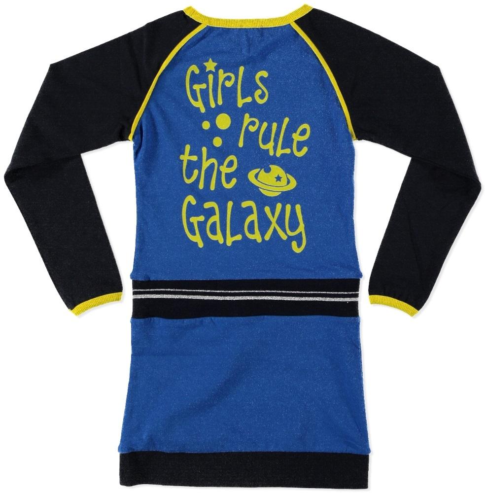 Billy & Lilly jurk Marley cobalt