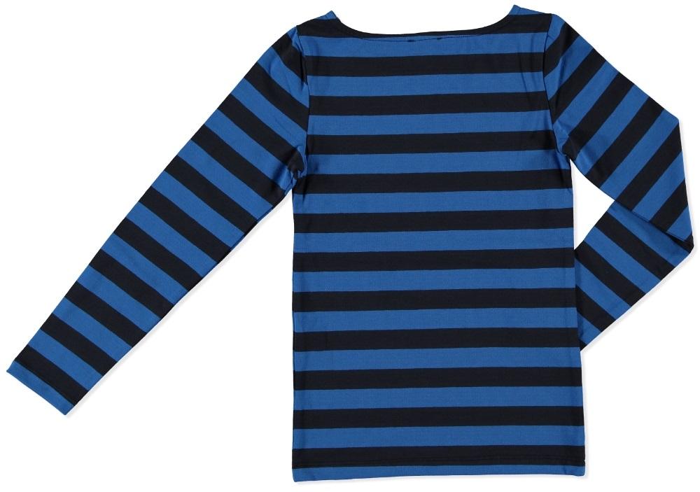 Billy & Lilly longsleeve Tamar stripe navy-cobalt