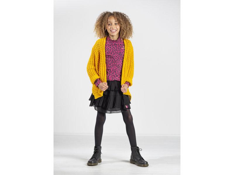 Quapi vest Tifa amber yellow
