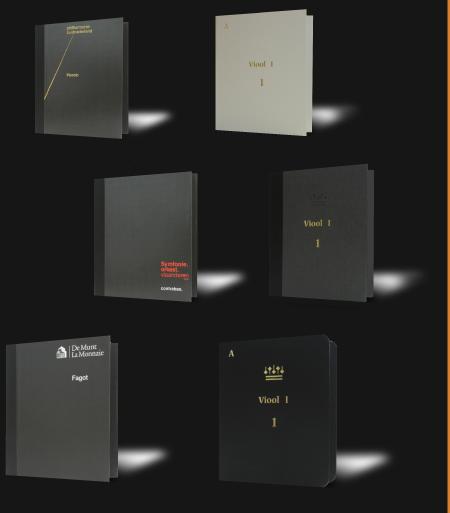 Stage folders