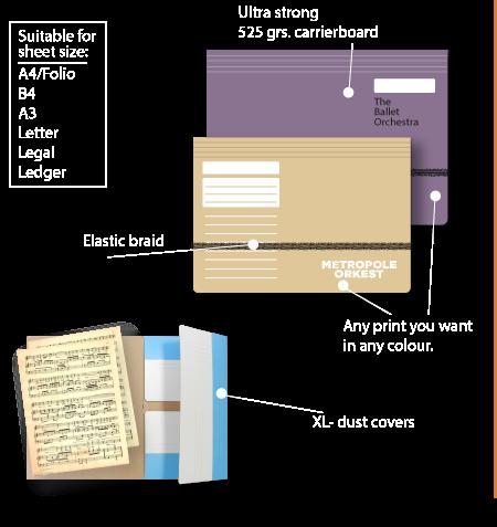 Storage folders