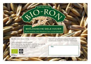 Nieuw Probeerverpakking Bio-Ron Gele Haver