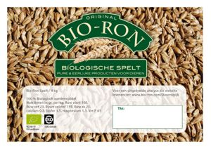 Probeerverpakking Bio-Ron Spelt