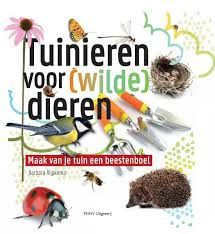 aanbieding Boek: Tuinieren voor wilde dieren