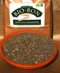 Bio-Chi granulaat voor grazers