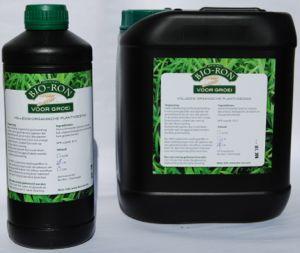 Organische plantenvoeding voor groene planten
