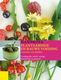 Boek: Handboek plantaardige en rauwe voeding
