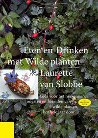 Boek: Eten en drinken met wilde planten