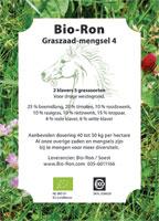 Graszaadmengsel IV