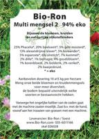 Multi Mengsel II Tubinger plus 96 %