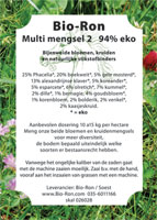 Multi Mengsel II Bijen Tubinger plus 96 %