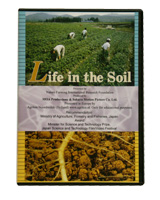 DVD Life in the soil