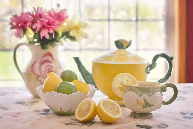 Citroen thee online kopen