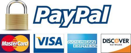 Paypal betalen logo