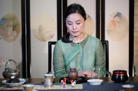 Pu Erh thee