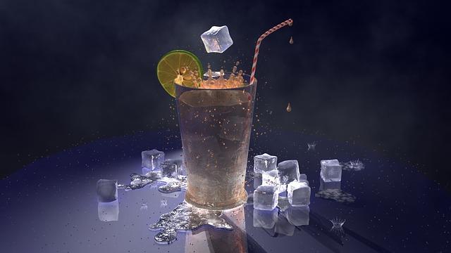 Ice tea zelf maken