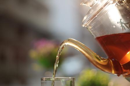 Afslanken thee