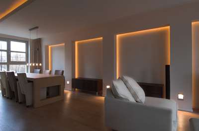 Led verlichting woonkamer for - Decoratie woonkamer plafond ...