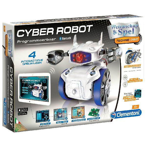 Technologie Cyber Robot<br />