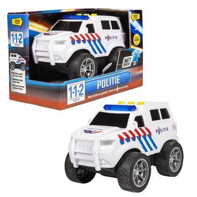 Rescue Racers mey licht en geluid