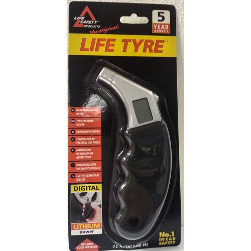 Life Tyre bandenspanningsmeter