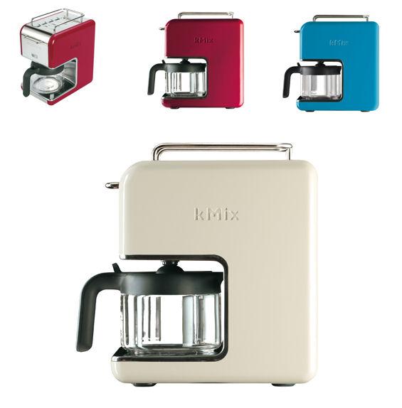 Koffiezetapparaat diverse kleuren<br /><br />Uitverkoop
