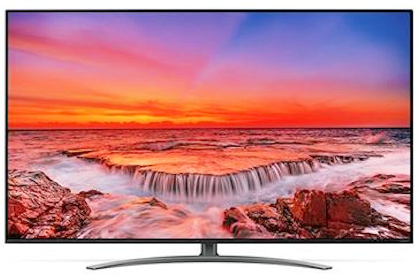 LG 4K NanoCell TV