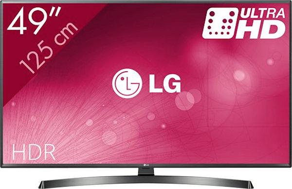 LG 49SK8500 - 4K TV   49 inch<br /><br />Afhalen mogelijk SHOWMODEL