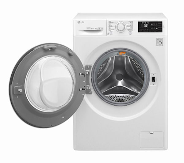 Wasmachine frontlader