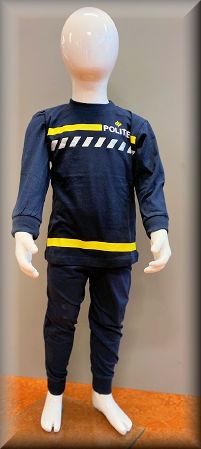 Politie pyjama nieuwe kleuren 2020