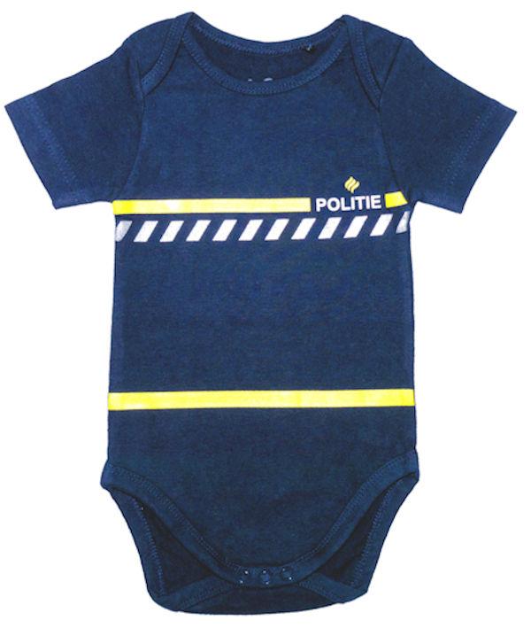 Baby Rompertje politie <br /><br />