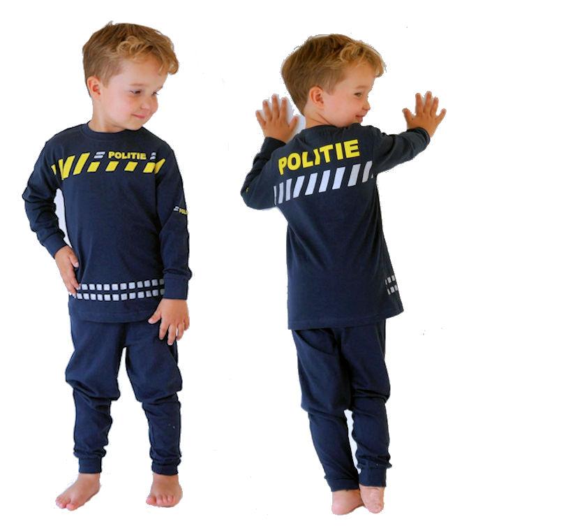 Politie pyjama 2019