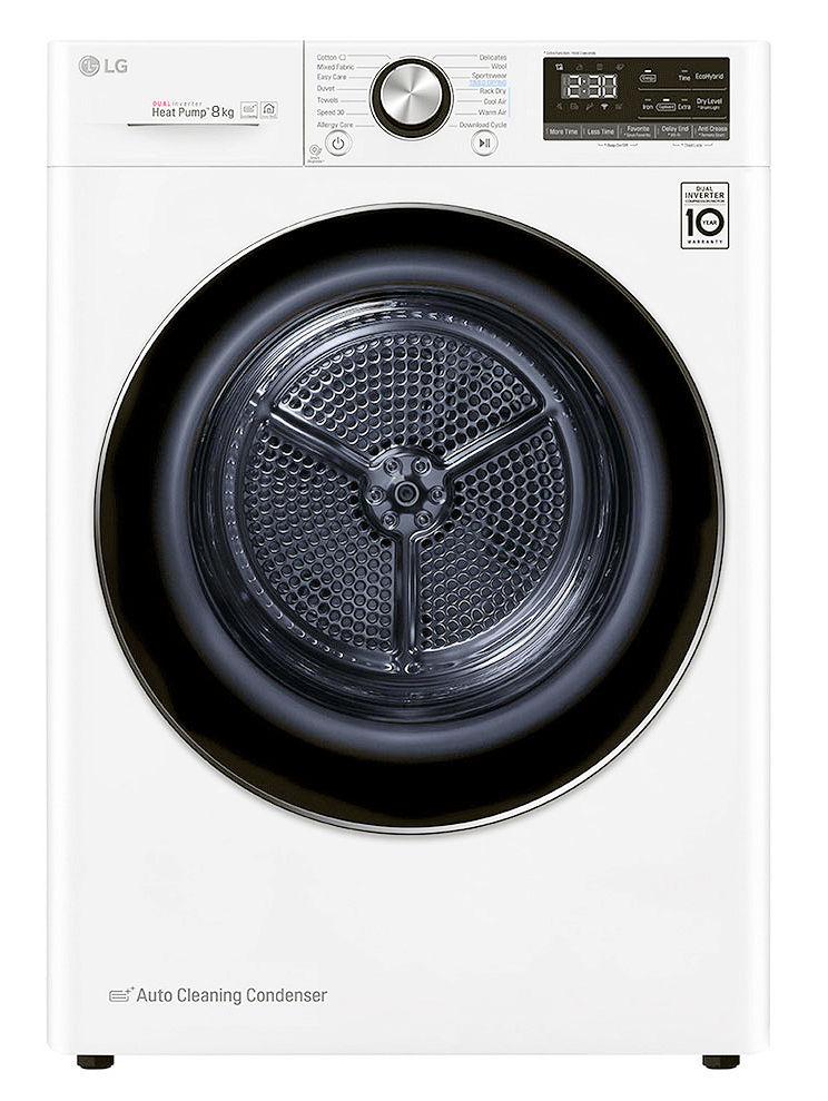 LG warmtepompdroger
