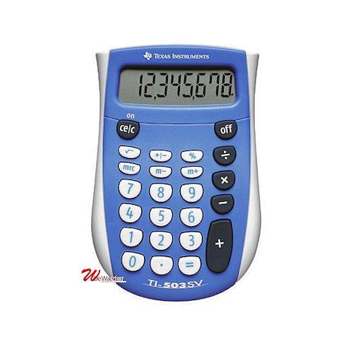 Zak rekenmachine