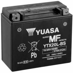 YUASA YTX20L-BS, accu 12 V/18 AH
